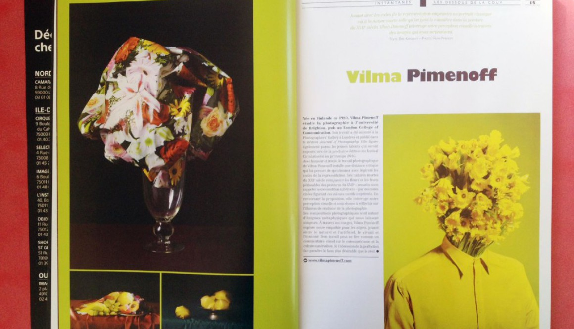 Fisheye features Vilma Pimenoff