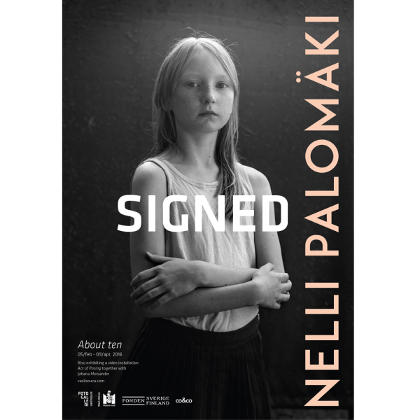 nelli poster signed