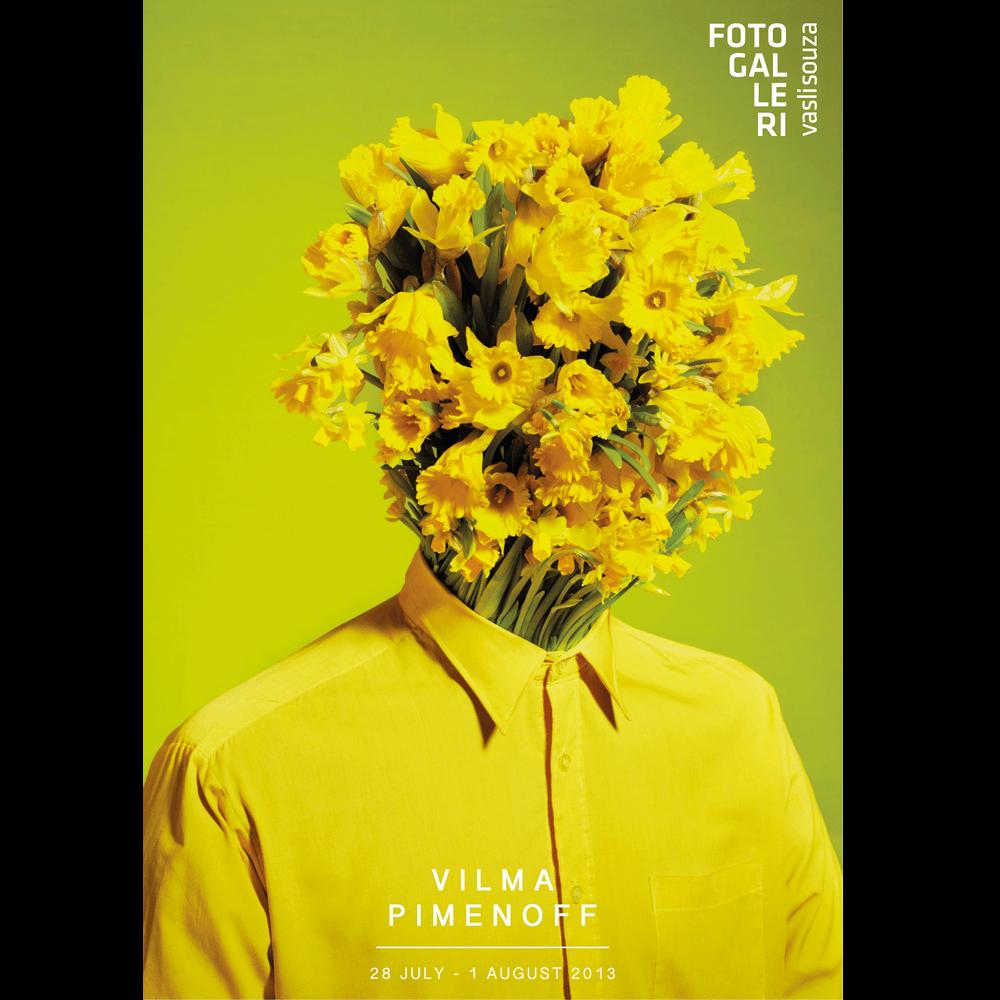 Vilma Pimenoff70×100 poster, Spring Man (pre-order)
