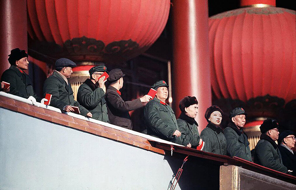 Silin_Liu-Mao_Zedong&Céline_Liu-2017-vaslisouza
