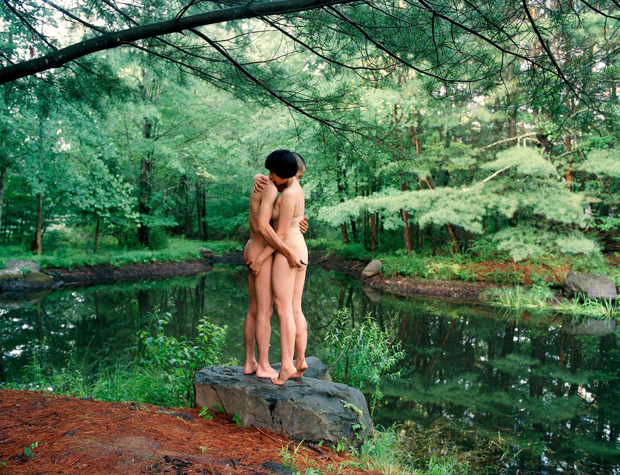 liao_2010_the-Hug-by-the-Pond-115×150-1