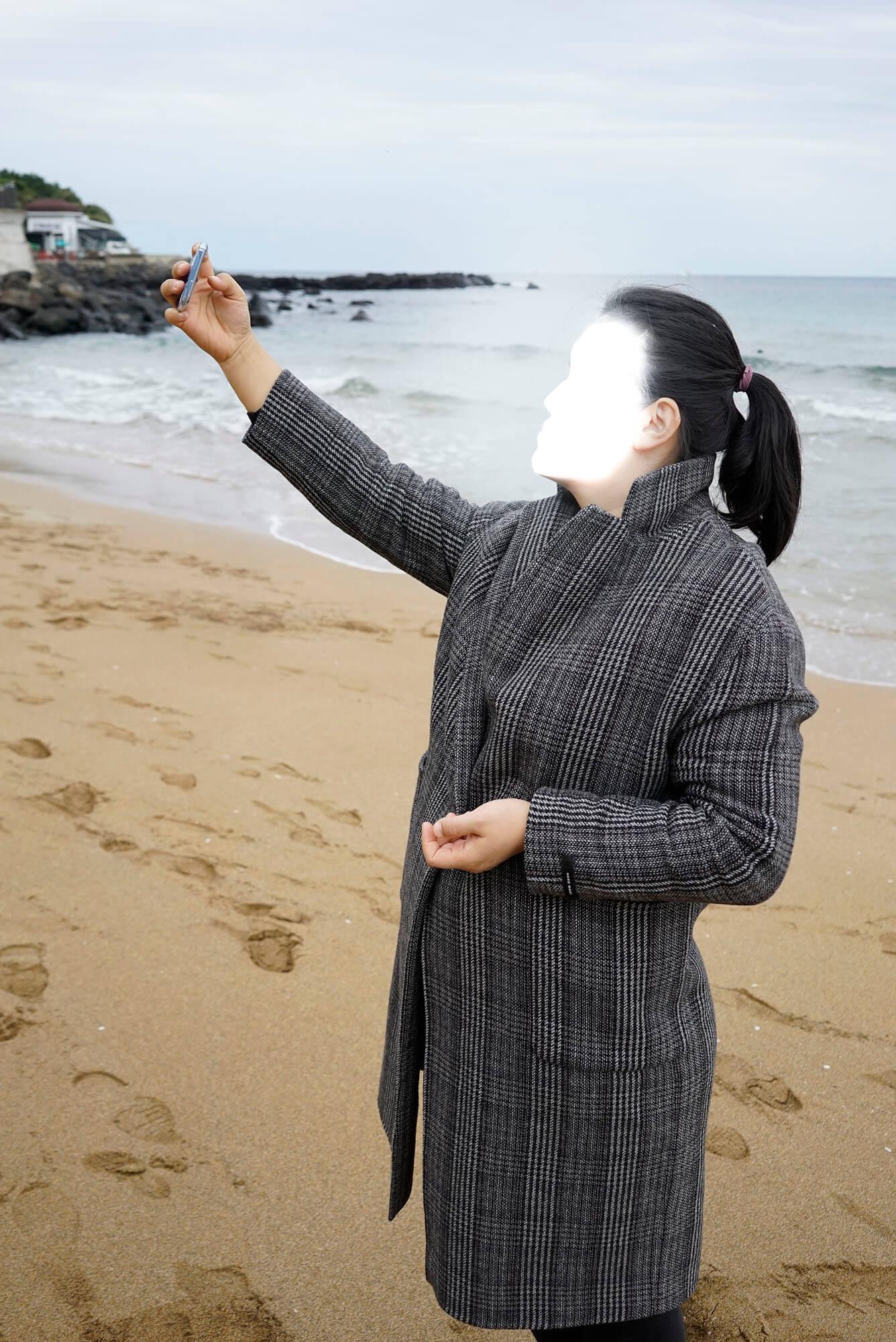 Modern-Geisha-Edited-on-my-smartphone-series-2019-©-Dagny-Hay